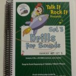 Book of Visuals for CD Set 3 – Drills for Sounds
