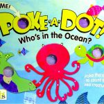 Poke a Dot Who's in the Ocean cover