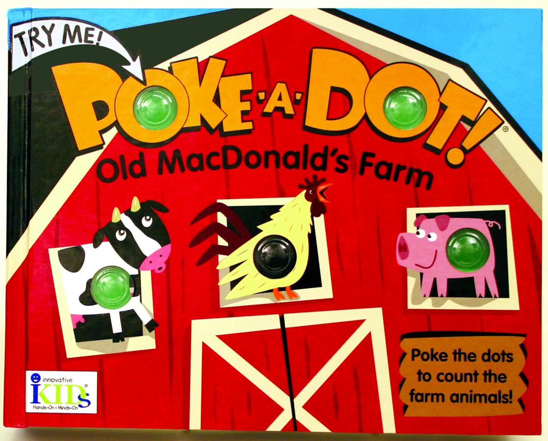 Poke a dot Old MacDonald's farm