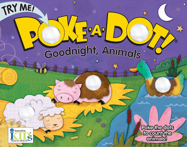 Goodnight Animals Cover