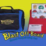 Blast Off Board